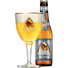 Steenbrugge blanche 25cl 5%