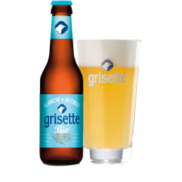 Grisette Bio blanche 25Cl 5.5%
