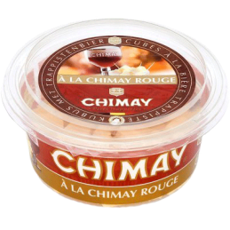 Fromage Chimay cubes 150g
