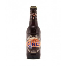 CINEY BRUNE 25CL 7%
