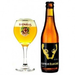LUPULUS BLANCHE 33CL 4.5%
