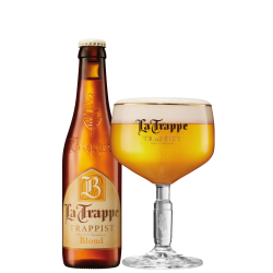 Trappe blonde 33cl 6.5%