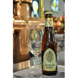 CORSENDONK ABBEY BLONDE...