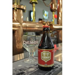 CHIMAY ROUGE TRAPPISTE 33CL 7%