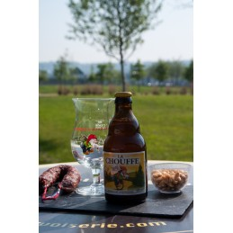 Chouffe blonde 33cl 8°