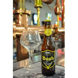 Bush triple 33Cl 10.5°