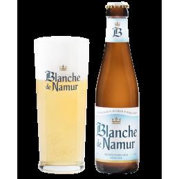 Fût Blanche de Namur 4.3% 20L