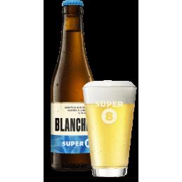 Fût Super 8 Blanche 5.1% 20L