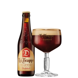 Trappe double 33cl 7%